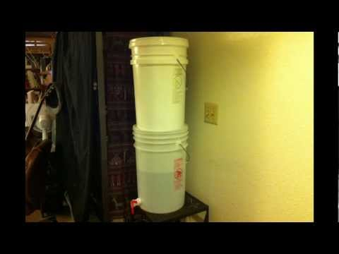 DIY 6 Gallon Ceramic Gravity Water Filter / Budget Filtration System / ProPur ProBlack-D