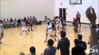 Western Reserve Academy 2015: Shooting Guard, Peter Barba Highlights