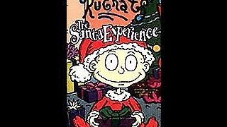 Opening To Rugrats:The Santa Experience 1996 VHS (1998/1999 Reprint)