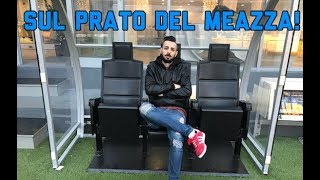SONO ENTRATO SUL PRATO DEL MEAZZA! | San Siro Museo TOUR