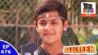 Baal Veer   बालवीर   Episode 676   The Kids Destroy The Examination Ghost