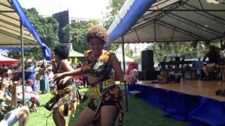 Dirty Tanzanian Dancing, part 1