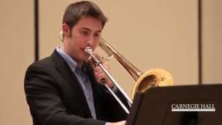 getlinkyoutube.com-Carnegie Hall Trombone Master Class: Wagner's Ride of the Valkyries