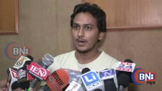 getlinkyoutube.com-new movie Where Is Najeeb Song Recording By Shadab Siddiqui