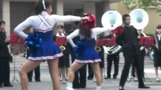 getlinkyoutube.com-慶應応援チャンスパターンメドレー 慶早合同応援デモ2011秋季