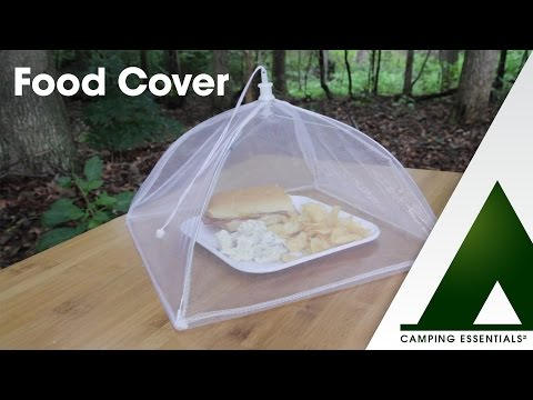 Camping Essentials: Food Cover