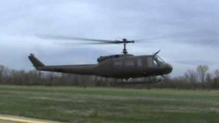 getlinkyoutube.com-UH-1H Huey startup and flyby