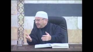 قصة الخلق وسبب وجود الانسان - د. محمد رآتب النابلسي