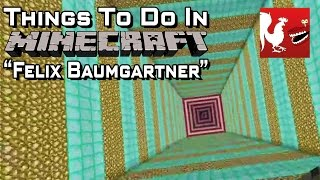 getlinkyoutube.com-Things to Do In Minecraft – Felix Baumgartner