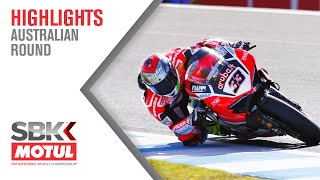 getlinkyoutube.com-WorldSBK and WorldSSP Highlights - Friday 24/02