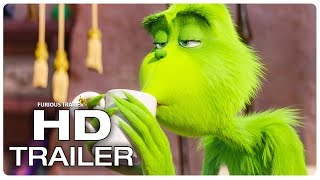 The Grinch Trailer 2018 Disney Animated Movie HD