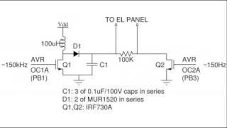 El Wire Driver Circuit | New Wiring Diagram 2018
