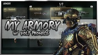 """getlinkyoutube.com-AW: """"Grand Master Prestige Armor"""" - """"My Updated Armory"""" & """"All Elite Weapons"""" (AW Elite Weapons)"""