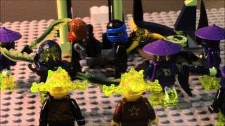 getlinkyoutube.com-Lego Ninjago Chronicles of morro episode 25 GHOST WARS