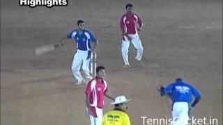 tennis cricket match