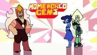 getlinkyoutube.com-We are the homeworld gems (steven universe parody AlexAnimationsGrim)