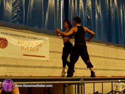 Adrian y Anita - Taller Murcia Baila 2008