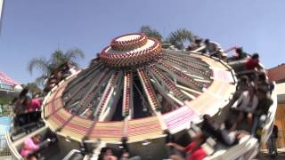 getlinkyoutube.com-Wipeout (HD) - Knott's Berry Farm