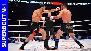 getlinkyoutube.com-Kuduxashvili vs. Abdulaev, Нодар Кудухашвили vs. Шамиль Абдулаев, WMMAA CHAMPIONSHIP 2013