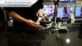 getlinkyoutube.com-Panasonic Lumix GX8 Camera Unboxing (DMC-GX8K-EBS/DMC-GX8EBK / DMCGX8)