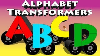 getlinkyoutube.com-Vids4kids.tv - Alphabet Transformers Long