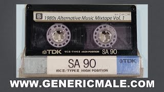 80s New Wave / Alternative Songs Mixtape Volume 1 width=