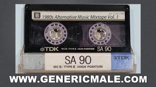 80s New Wave / Alternative Songs Mixtape Volume 1