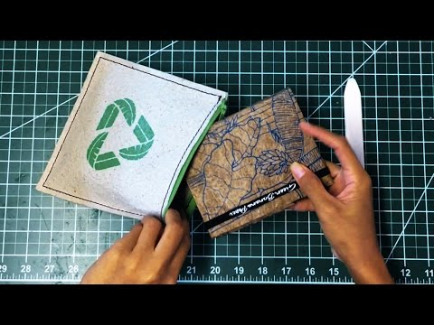 A new startup company is turning old banana trees into banana 'leather' wallets.  The sustainable company, called Green Banana Paper, is creating jobs and added income for farmers on one of the most remote islands in the world - Kosrae, Micronesia. - Courtesy of OceanIslandTravel.com
