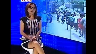 getlinkyoutube.com-Rok mini penyiar Indonesia - Tasya Syarief P. Komodo