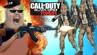 كود 9 طقطقه - زومبي تلودي و الانهيار العصبي لمصعب | cod 9 fun with zombies