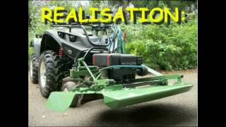 getlinkyoutube.com-TONDEUSE QUAD MOWER SlimDesign.avi