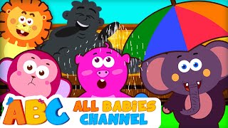 getlinkyoutube.com-Rain Rain Go Away & Many More Kids Songs | Popular Nursery Rhymes Collection | All Babies Channel
