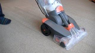 getlinkyoutube.com-Vax Dual Power Pro Carpet Washer Demonstration & Review
