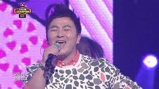 getlinkyoutube.com-Huh Gak - 1440, 허각 - 1440, Show champion 20130213