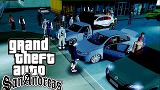 getlinkyoutube.com-FESTA NO POSTO LOTADO, GTA BRASIL V2 - DOWNLOAD 2016