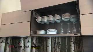 Elektryczne wspomaganie otwierania - meble kuchenne Nolte