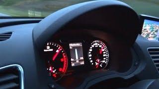 Autobahn-Test - 2012 Audi Q3 2.0 TDi S-Tronic (1080p FULL HD)