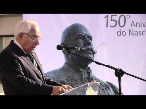 Comemorações do 150º aniversário do Nascimento de Bento Carqueja