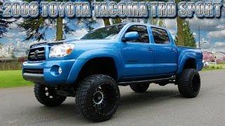 getlinkyoutube.com-2008 Toyota Tacoma TRD Sport 4x4 - Northwest Motorsport