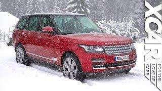 getlinkyoutube.com-Range Rover Hybrid: Tearing up Nature, Saving the Planet