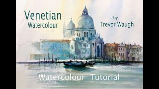 getlinkyoutube.com-Venetian Watercolour by Trevor Waugh