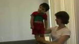 getlinkyoutube.com-Physiotherapy cerebral palsy: Help Yussuf