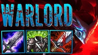 WARLORDS BLOODLUST LIFESTEAL YASUO [ 300-400 HEAL AN AUTO ]