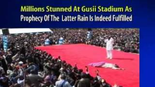 getlinkyoutube.com-SHOCKING: Prophet Dr. Owuor Calls Down Rain From Heaven & It Rains