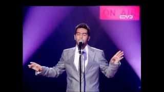 أبيك أنته من أروع أغاني حبيب الياسي في حلقة برنامج تراتاتتا على تلفزيون دبي