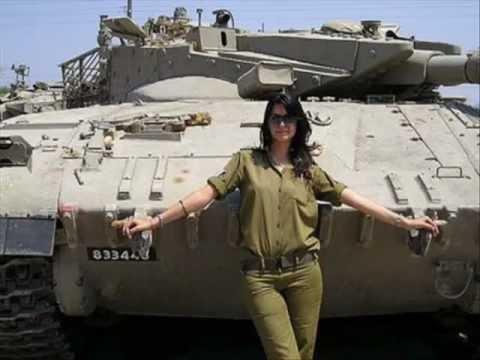 بنات الجيش الاسرائيلي.flv