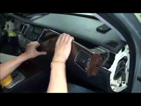 Genesis sedan Navigation installation-1.wmv
