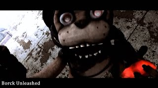 getlinkyoutube.com-Five Nights at Freddy's New Generation| Death Scene Freddy| HD