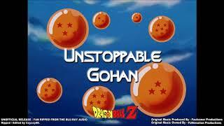 Dragonball Z - Episode 186 - The Unstoppable Gohan - (Part 1) - [Faulconer Instrumental]