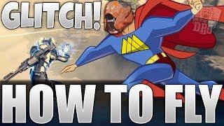 getlinkyoutube.com-Destiny: Warlock Flying / Hovering Glitch - How To Fly / Hover (Cross Roads Fun Glitch)